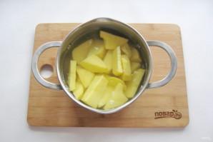 Картофельное пюре с майонезом - фото шаг 2