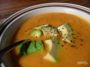 Суп-пюре из картофеля с авокадо - фото шаг 4