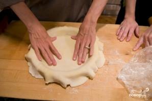 Пирог с ежевикой - фото шаг 10