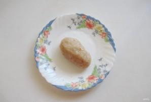 Куриные зразы с сыром и яйцом - фото шаг 6