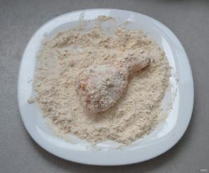 Куриные ножки как в KFC - фото шаг 7