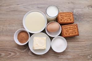 """Торт из печенья """"Топленое молоко"""" - фото шаг 1"""