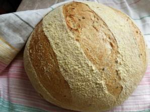 Отрубной хлеб на горчичном масле - фото шаг 6