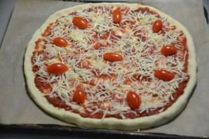 "Пицца ""Примавера"" - фото шаг 11"
