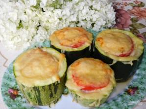 Кокотницы из кабачков с фаршем - фото шаг 6