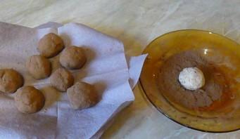 "Пирожное ""Картошка"" без масла - фото шаг 2"