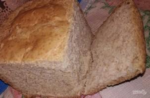 Хлеб с пшеничными отрубями в хлебопечке - фото шаг 7
