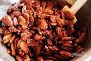 Засахаренные орехи - фото шаг 5