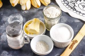 Итальянское сахарное печенье - фото шаг 1
