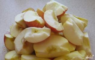 Компот из яблок для детей - фото шаг 2