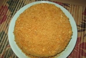 Торт без яиц - фото шаг 11
