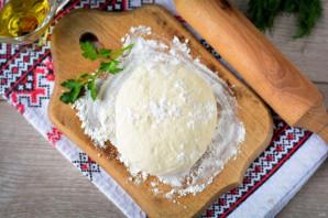 Тесто для чебуреков с уксусом - фото шаг 11