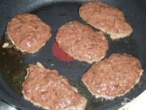 Котлеты из печени говяжьей - фото шаг 5