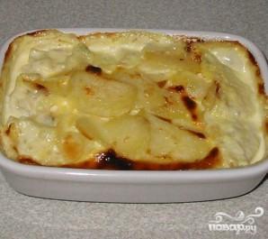 Картофель из Дофине - фото шаг 3