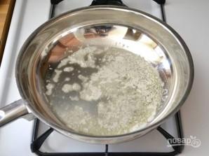 Тилапия в специях на сковороде - фото шаг 3
