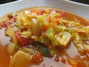 Диетический суп для похудения - фото шаг 3