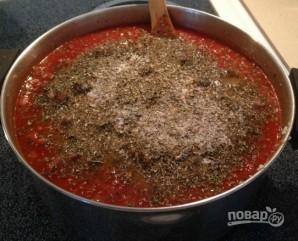 Соусы к спагетти - фото шаг 2