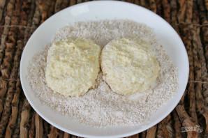 Сырники с овсянкой - фото шаг 5
