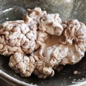 Панированные мозги - фото шаг 4