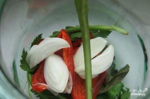 Сладкие помидоры на зиму - фото шаг 1