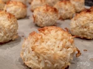 Печенье из кокосовой стружки - фото шаг 8