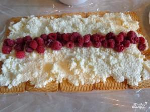 Десерт из печенья и творога - фото шаг 5