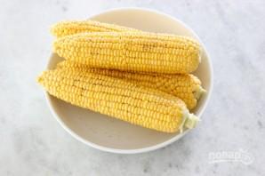 Салат из кукурузы - фото шаг 1