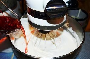 Торт со сметаной и желатином - фото шаг 7