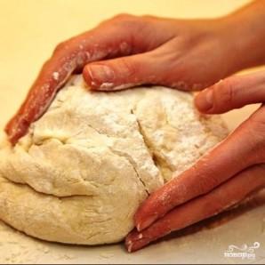 Пирожки со шпиком - фото шаг 9