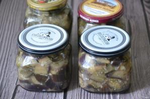 Баклажаны как грибы с чесноком - фото шаг 10