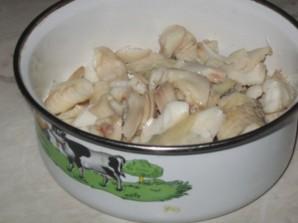 Салат с горбушей отварной - фото шаг 1