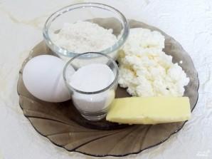 Вкусное творожное тесто - фото шаг 1