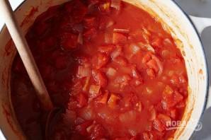 Томатный суп-пюре классический - фото шаг 4