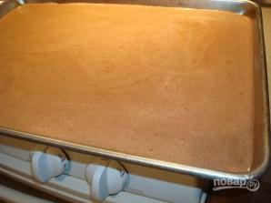 Рулет сладкий простой - фото шаг 2