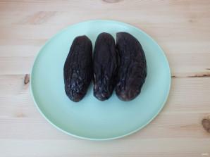 Квашеные баклажаны с капустой - фото шаг 4