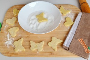 """Сахарное печенье """"Любимое"""" - фото шаг 8"""