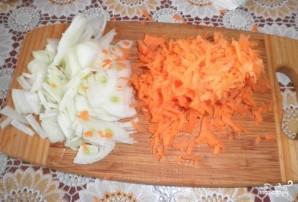 Куриные ножки в сырном соусе - фото шаг 3