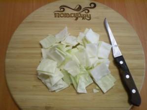 Маринованная капуста со свеклой - фото шаг 3