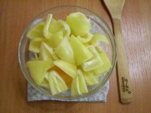 Аджика острая из помидоров и чеснока - фото шаг 3