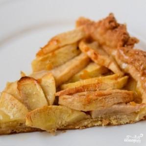 Французский яблочный пирог - фото шаг 17