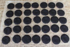 """Шоколадное печенье """"Орео"""" - фото шаг 8"""