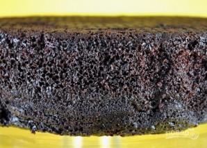 """""""Мокрый"""" торт - фото шаг 6"""