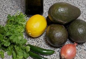 Гуакамоле классический рецепт - фото шаг 1