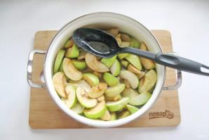 Варенье из яблок и слив - фото шаг 9