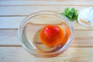 Варенье из помидоров с базиликом - фото шаг 2