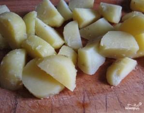Тушеная кислая капуста с картошкой - фото шаг 6