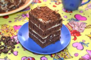 """Торт """"Кофе с молоком"""" - фото шаг 18"""