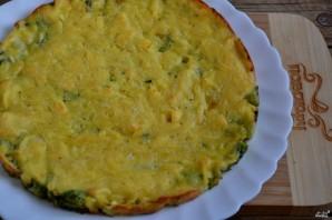 Запеканка из брокколи с сыром и яйцами - фото шаг 8