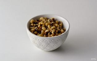 Тосты с фасолью - фото шаг 4