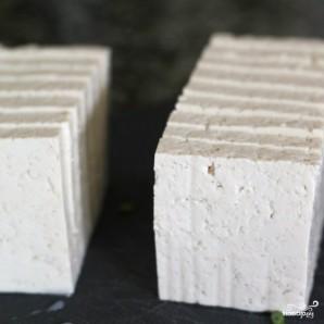 Припущенный тофу - фото шаг 2